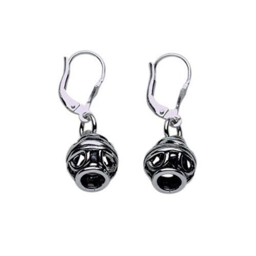 Filigree Earrings, Museum-Replica Earrings from Denmark. Buy Viking Jewelry from Nordic-Gift.com.