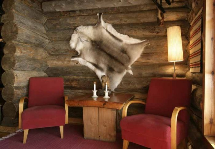 Reindeer Hide from Lapland, Premium Quality for the Home from Nordic-Gift.com 2