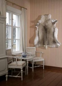 Reindeer Hide from Lapland, Premium Quality for the Home from Nordic-Gift.com 5